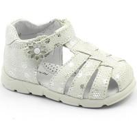 Zapatos Niña Sandalias Balocchi BAL-E21-116184-VA-b Bianco