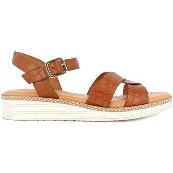 Zapatos Mujer Sandalias Pepe Parra 1670 Cuero