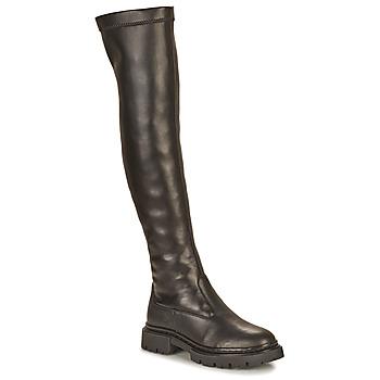 Zapatos Mujer Botas a la rodilla Ikks BT80105 Negro