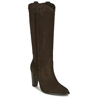 Zapatos Mujer Botas urbanas Ikks BR80185 Marrón