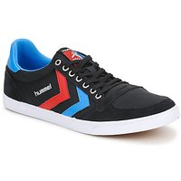 Zapatos Zapatillas bajas Hummel TEN STAR LOW CANVAS Negro