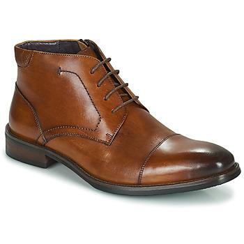 Zapatos Hombre Botas de caña baja Kdopa MARLEY Camel