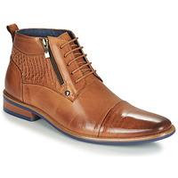 Zapatos Hombre Botas de caña baja Kdopa JACKSON Camel