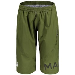 textil Shorts / Bermudas Maloja ApfelM. Verde