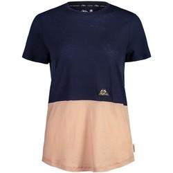 textil Camisetas manga corta Maloja AlmenrauschM. Azul