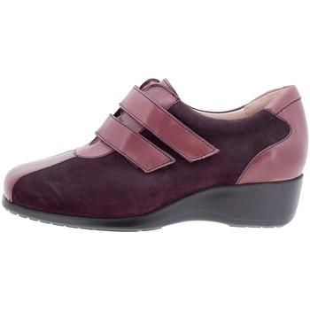 Zapatos Mujer Slip on Gasymar 6978 Burdeo