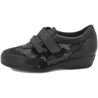 Zapatos Mujer Slip on Gasymar 7686 Negro