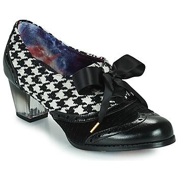 Zapatos Mujer Zapatos de tacón Irregular Choice CORPORATE BEAUTY Negro / Blanco
