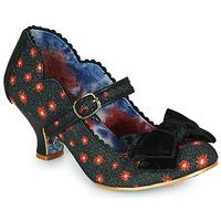 Zapatos Mujer Zapatos de tacón Irregular Choice SUMMER BREEZE Negro / Rojo