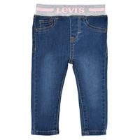 textil Niña Vaqueros slim Levi's PULL ON SKINNY JEAN Westthird / Pink