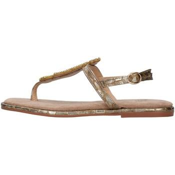 Zapatos Mujer Chanclas Alma Blue V21BL9017 BRONCE
