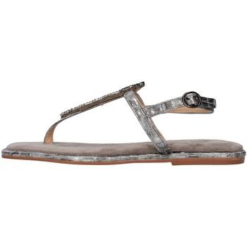 Zapatos Mujer Sandalias Alma Blue V21BL9017 GRIS