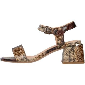 Zapatos Mujer Sandalias Alma Blue V21BL8700 BEIGE