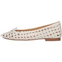 Zapatos Mujer Bailarinas-manoletinas Alma Blue V21BL8102 BLANCO