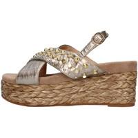 Zapatos Mujer Sandalias Alma Blue V21BL6506 BRONCE