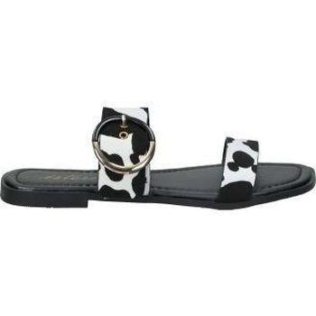 Zapatos Mujer Sandalias Isteria SANDALIAS  21081 MODA JOVEN NEGRO Noir