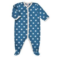 textil Niño Pijama Petit Bateau SOLARIE Azul / Blanco