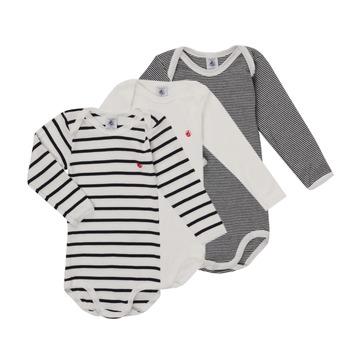 textil Niños Pijama Petit Bateau TEBINE Multicolor