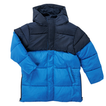 textil Niño Parkas Petit Bateau KAYS Azul