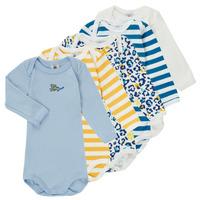 textil Niño Pijama Petit Bateau FEDDY Multicolor