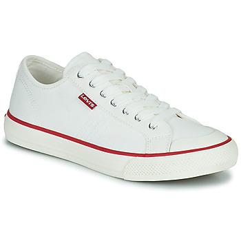 Zapatos Mujer Zapatillas bajas Levi's HERNANDEZ S Blanco