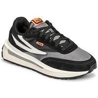 Zapatos Hombre Zapatillas bajas Fila RENNO Negro