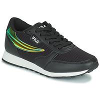 Zapatos Mujer Zapatillas bajas Fila ORBIT F LOW Negro