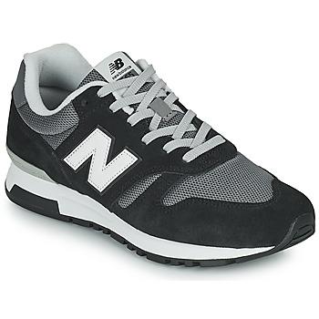 Zapatos Hombre Zapatillas bajas New Balance 565 Negro / Gris