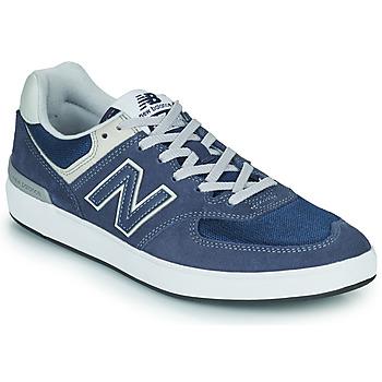 Zapatos Hombre Zapatillas bajas New Balance AM574 Azul