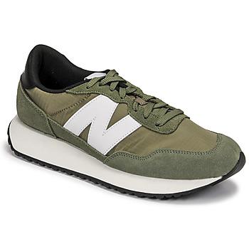 Zapatos Hombre Zapatillas bajas New Balance 237 Kaki