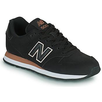 Zapatos Mujer Zapatillas bajas New Balance 500 Negro