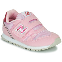 Zapatos Niña Zapatillas bajas New Balance 373 Rosa