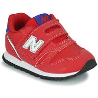 Zapatos Niño Zapatillas bajas New Balance 373 Rojo