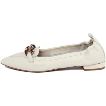 Zapatos Mujer Bailarinas-manoletinas Eye  Bianco