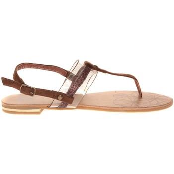 Zapatos Mujer Sandalias Cassis Côte d'Azur Hugolin Camel Marrón