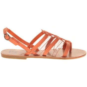 Zapatos Mujer Sandalias Cassis Côte d'Azur Hanako Orange Naranja