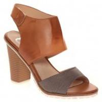 Zapatos Mujer Sandalias Cassis Côte d'Azur Escarpins Nacido Marrón