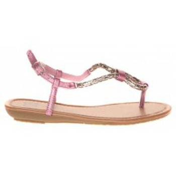 Zapatos Mujer Chanclas Cassis Côte d'Azur Takwa Rose Clair Rosa