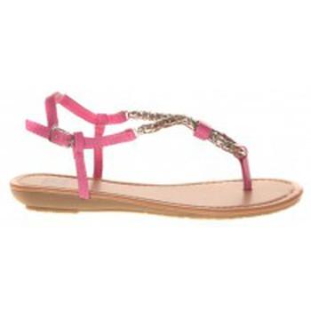 Zapatos Mujer Chanclas Cassis Côte d'Azur Takwa Fushia Rosa