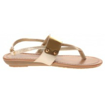 Zapatos Mujer Chanclas Cassis Côte d'Azur Takwa OR Beige