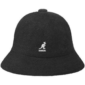 Accesorios textil Sombrero Kangol 0397BC-Black Negro