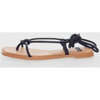 Zapatos Mujer Sandalias Angel Alarcon 21010 Negro