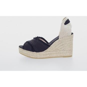 Zapatos Mujer Alpargatas Gaimo ASTRA Negro