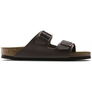 Zapatos Mujer Zuecos (Mules) Birkenstock SANDALIA ARIZONA Marrón