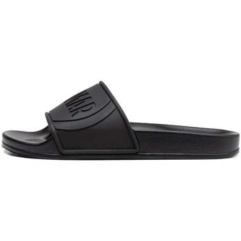 Zapatos Hombre Chanclas Colmar Slipper Logo Negros