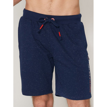 textil Hombre Shorts / Bermudas Admas For Men Bermudas New Edge Lois Admas Azul Marine