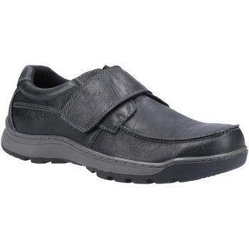 Zapatos Hombre Mocasín Hush puppies  Negro