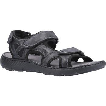 Zapatos Hombre Sandalias Hush puppies  Negro