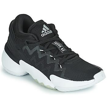 Zapatos Baloncesto adidas Performance D.O.N. ISSUE 2 Negro / Blanco