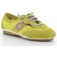 Zapatos Niña Zapatillas bajas Aro JOANETA PETIT 93350 amarillo jaune